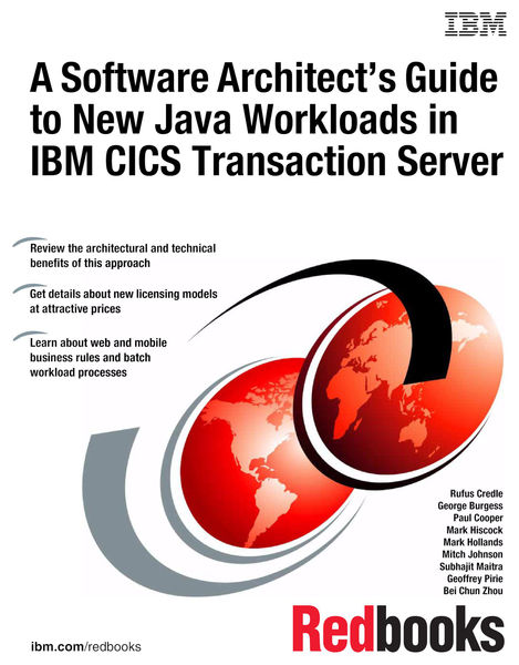 A Software Architect's Guide to New Java Workloads...