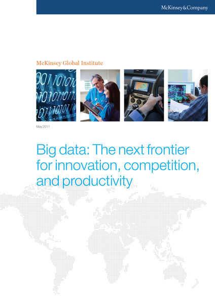 Big data: The next frontier for innovation, compet...