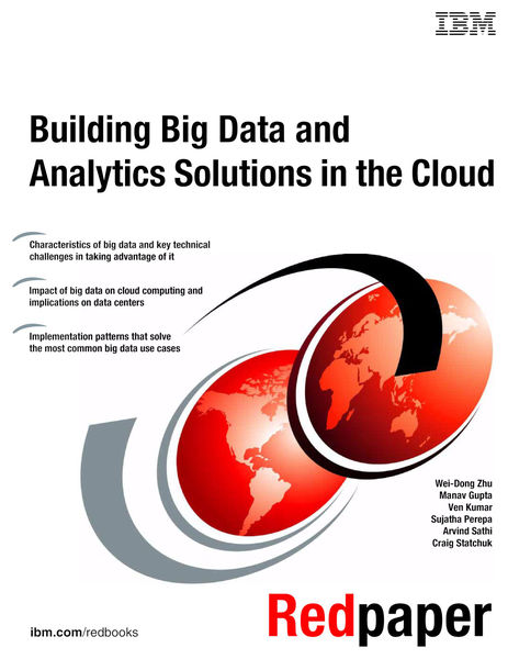 Building Big Data and Analytics Solutions in the C...