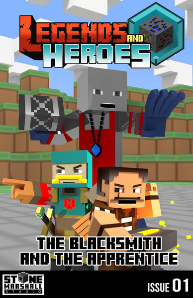 Diary of a Minecraft Blacksmith - The Blacksmith a...
