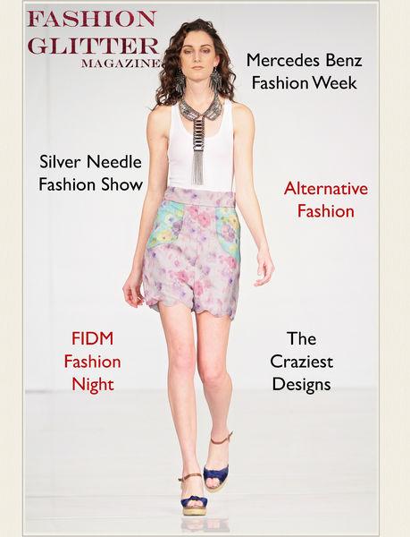 Fashion Glitter Magazine