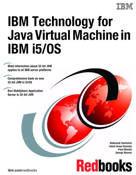 IBM Technology for Java Virtual Machine in IBM i5/...