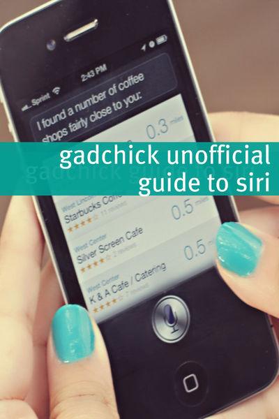 The Unofficial Siri Handbook
