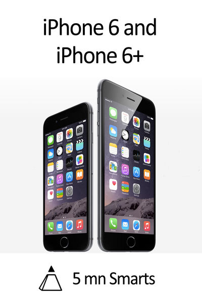 iPhone 6 and iPhone 6+