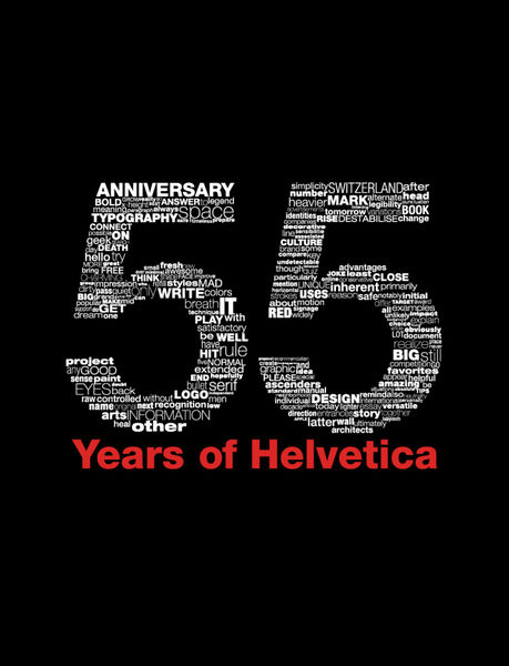 55 Years Of Helvetica