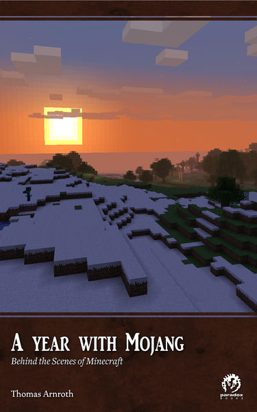 A Year with Mojang: Behind the Scenes of Minecraft