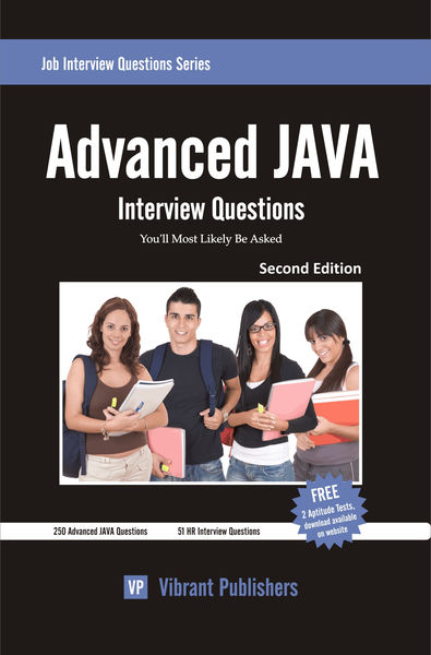Advanced JAVA Interview Questions You'll Most Like...