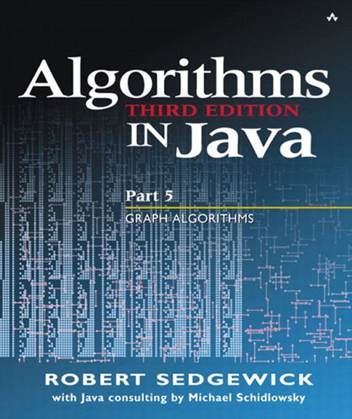 Algorithms in Java, Part 5