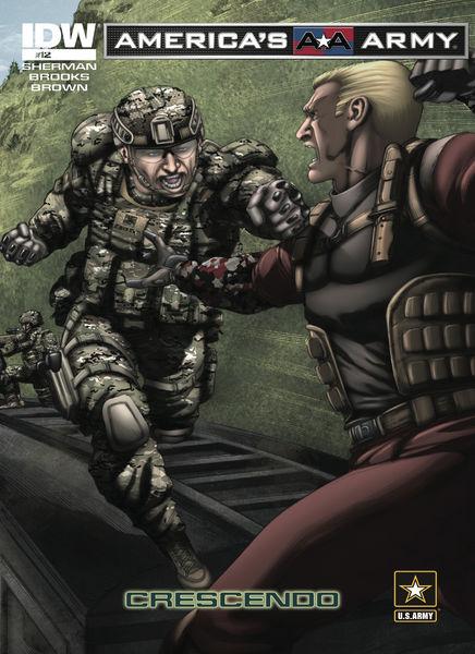 America's Army #12 - Crescendo