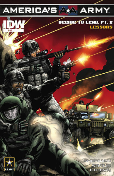 America's Army #14 - Decide to Lead PT. 2 : Lesson...