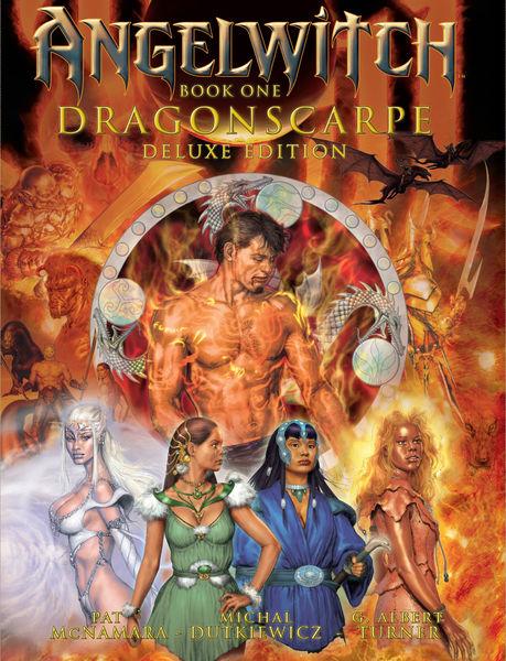 Angelwitch: Book One, Dragonscarpe - Deluxe Editio...