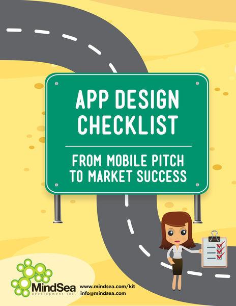 App Design Checklist
