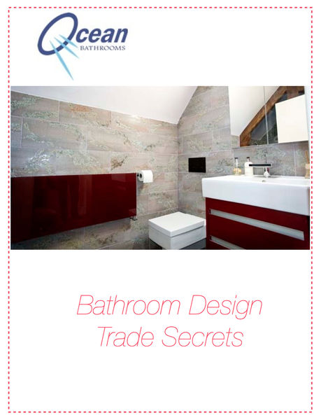 Bathroom Design & Trade Secrets from Ocean Bathroo...