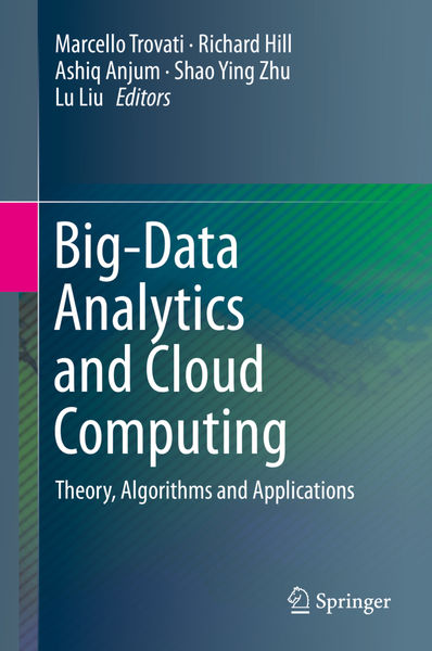 Big-Data Analytics and Cloud Computing