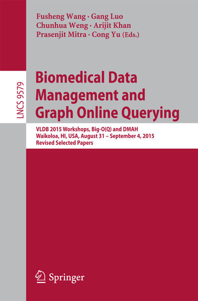Biomedical Data Management and Graph Online Queryi...