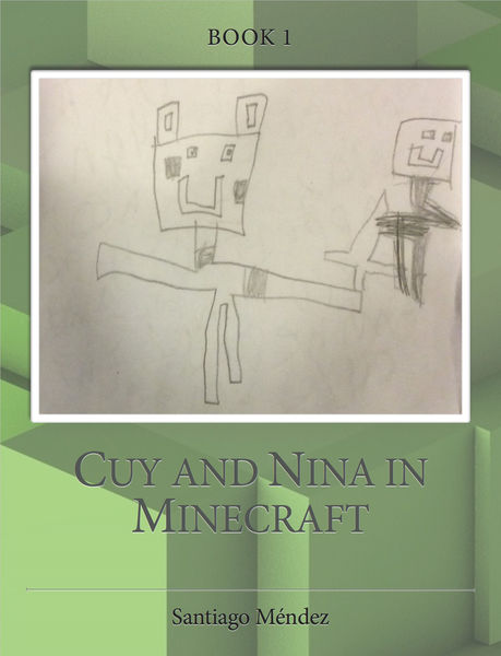 Cuy and Nina in Minecraft