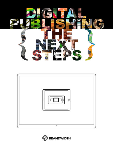 Digital Publishing: The Next Steps