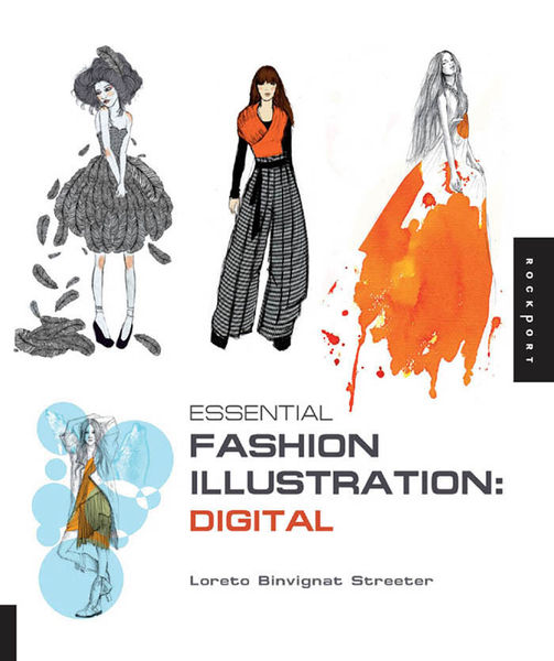 Essential Fashion Illustration: Digital