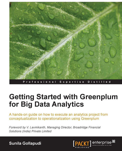 Getting Started With Greenplum for Big Data Analyt...