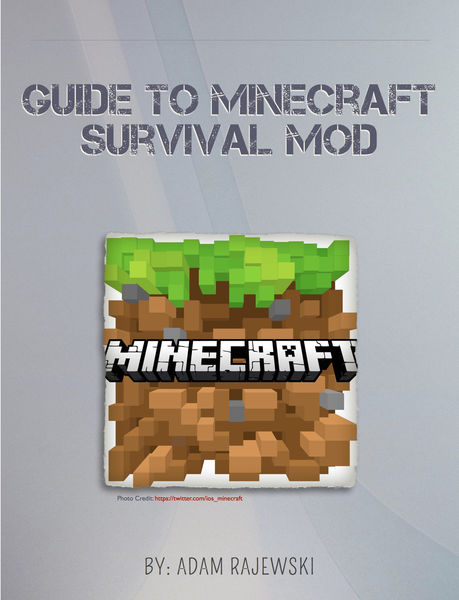 Guide to Minecraft Survival Mod