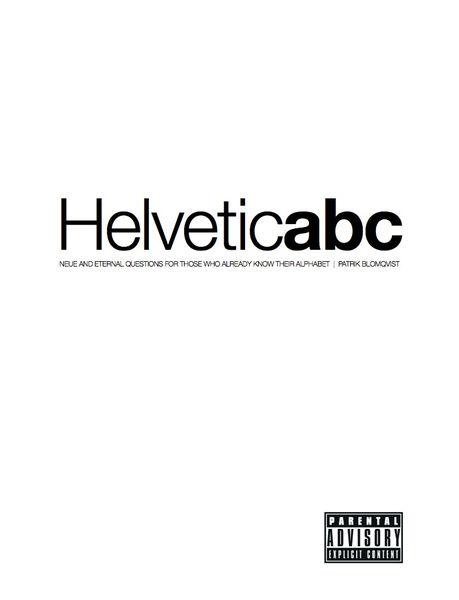 Helveticabc