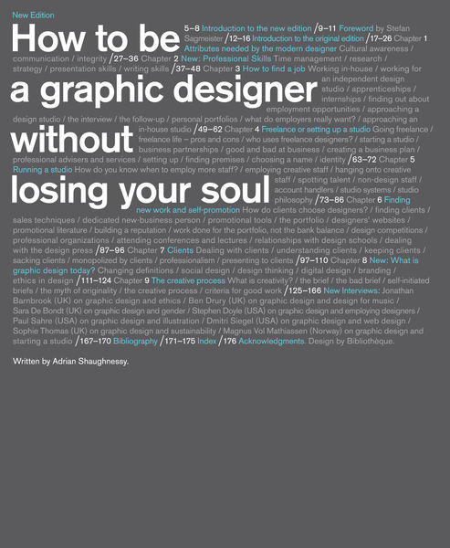 How to Be a Graphic Designer without Losing Your S...
