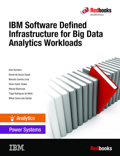 IBM Software Defined Infrastructure for Big Data A...