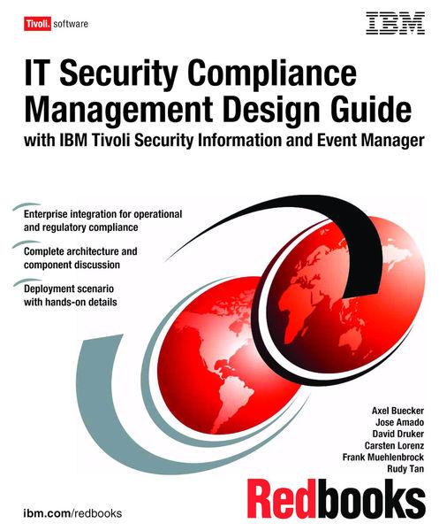 IT Security Compliance Management Design Guide wit...