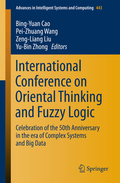 International Conference on Oriental Thinking and ...
