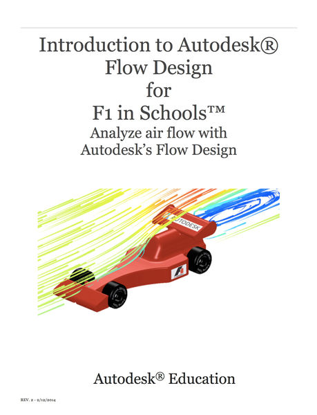 Introduction to Autodesk Flow Design for F1 in Sch...