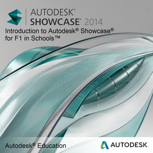 Introduction to Autodesk Showcase for F1 in School...