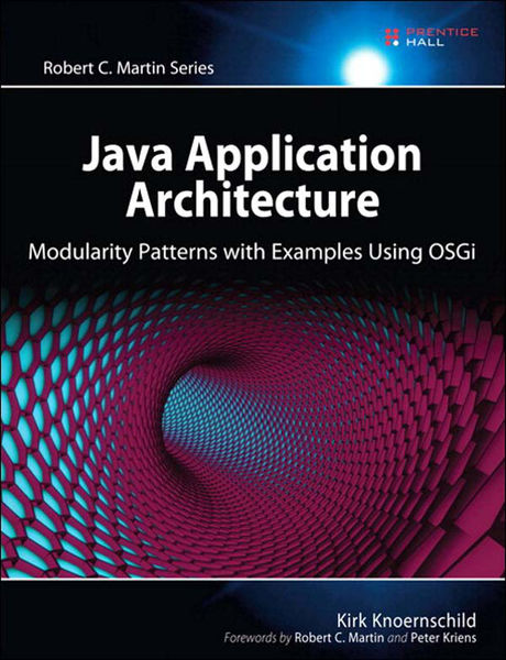 Java Application Architecture: Modularity Patterns...