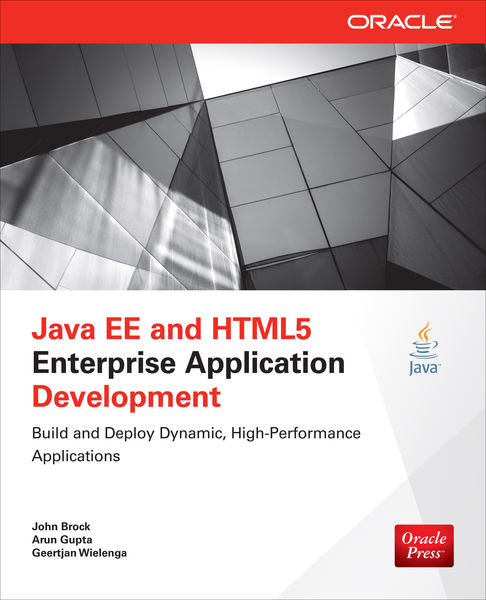 Java EE and HTML5 Enterprise Application Developme...