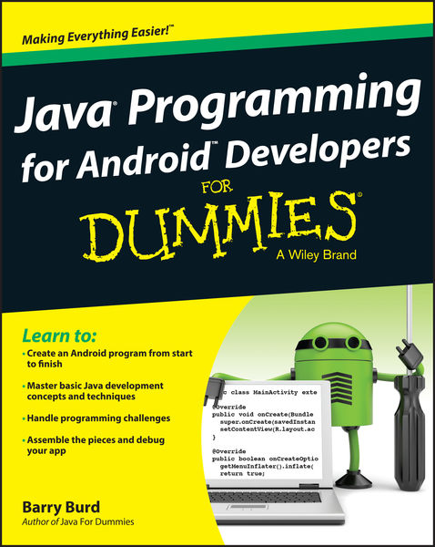 Java Programming for Android Developers For Dummie...