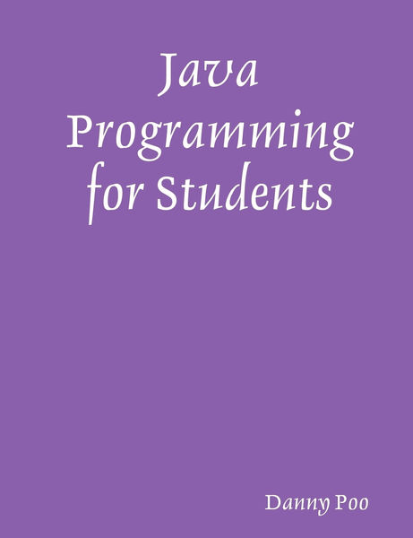 Java Programming for Students