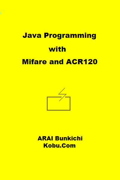 Java Programming with Mifare and ACR120