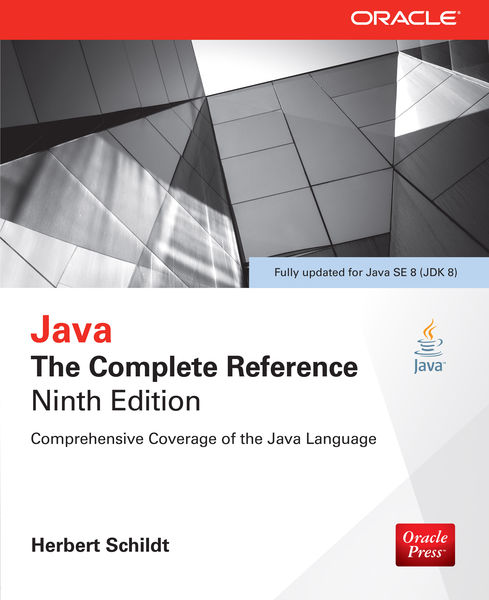 Java: The Complete Reference, Ninth Edition (INKLI...