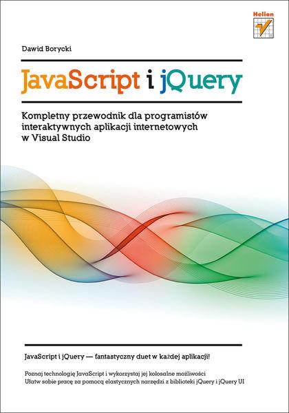 JavaScript i jQuery. Kompletny przewodnik dla prog...