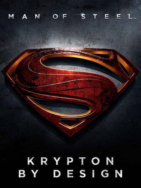 Man of Steel: Krypton by Design