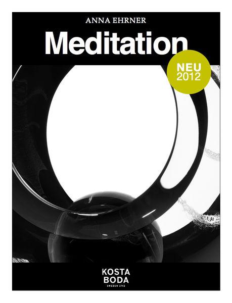 Meditation by Kosta Boda