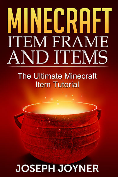 Minecraft Item Frame and Items