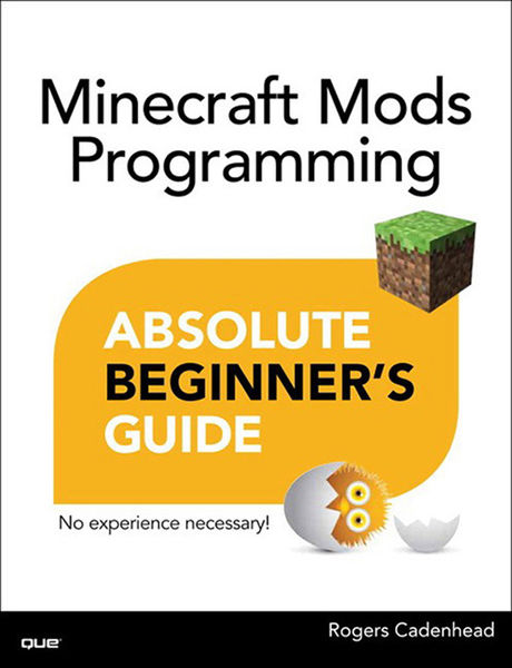 Minecraft Mods Programming Absolute Beginner's Gui...