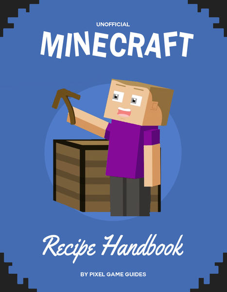 Minecraft Recipes Handbook
