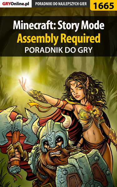 Minecraft: Story Mode - Assembly Required (Poradni...