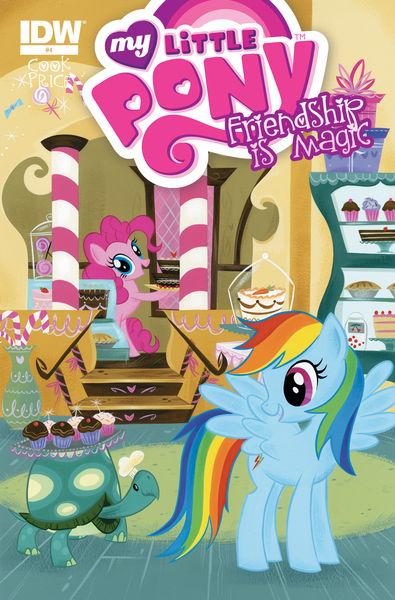 My Little Pony: Friendship is Magic #4