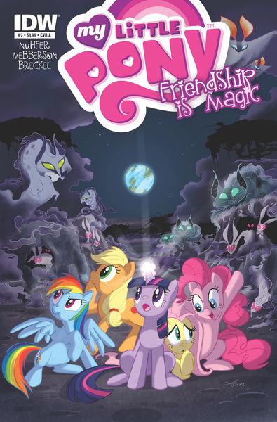 My Little Pony: Friendship is Magic #7
