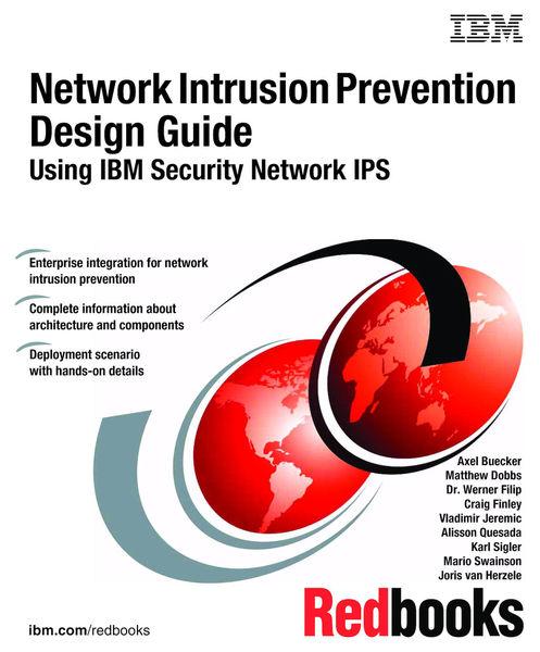 Network Intrusion Prevention Design Guide: Using I...