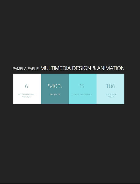 Pamela Earle Multimedia Design & Animation