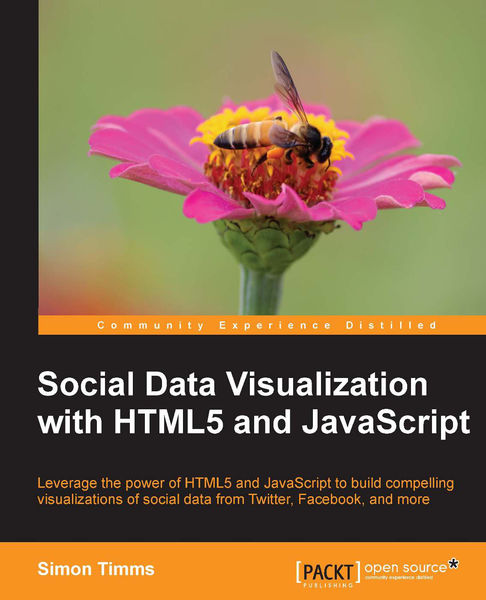 Social Data Visualization with HTML5 and JavaScrip...