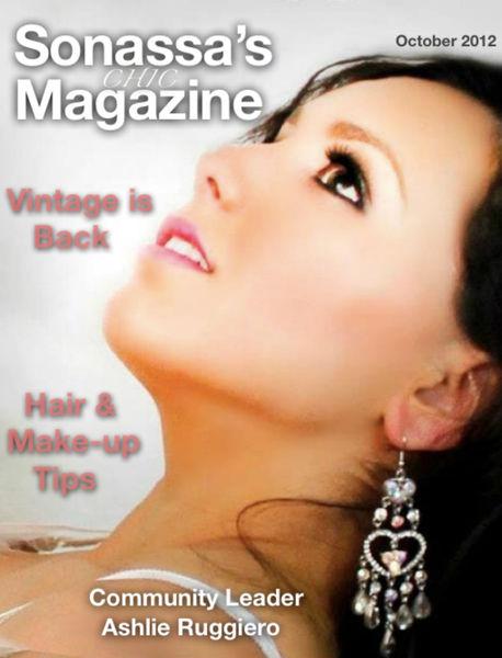 Sonassa's Chic Magazine